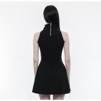 Women's Dress PUNK RAVE - Adorable little - black, PUNK RAVE