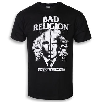 t-shirt metal men's Bad Religion - Oppose Tyranny - KINGS ROAD, KINGS ROAD, Bad Religion