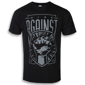 t-shirt metal men's Rise Against - Fist - KINGS ROAD, KINGS ROAD, Rise Against