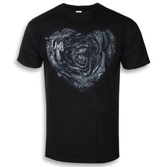 t-shirt metal men's Smashing Pumpkins - BLACK ROSE - PLASTIC HEAD - PH10995