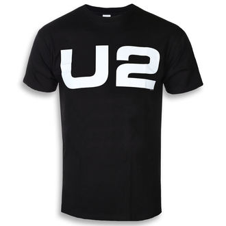 t-shirt metal men's U2 - WHITE LOGO - PLASTIC HEAD, PLASTIC HEAD, U2