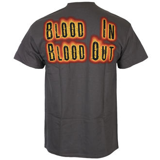 t-shirt metal men's Exodus - BLOOD IN DEMONS - Just Say Rock, Just Say Rock, Exodus