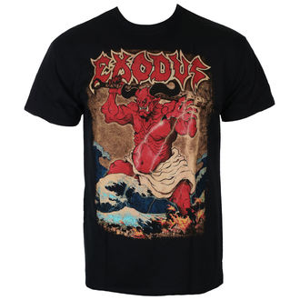 t-shirt metal men's Exodus - ONI STRIKE OF THE BEAST - Just Say Rock, Just Say Rock, Exodus