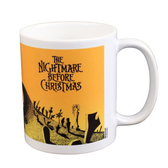cup Nightmare Before Christmas - Graveyard Scene - PYRAMID POSTERS, NIGHTMARE BEFORE CHRISTMAS