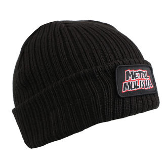 Beanie METAL MULISHA - STICK UP BLK, METAL MULISHA