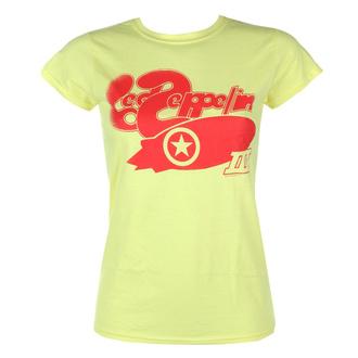 t-shirt metal women's Led Zeppelin - LZ III Bubble Logo - NNM, NNM, Led Zeppelin