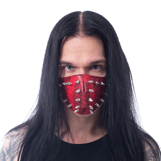 Mask POIZEN INDUSTRIES - ETZEL - RED, POIZEN INDUSTRIES