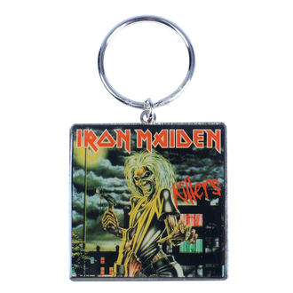Key ring (pendant) Iron Maiden - Killers, Iron Maiden