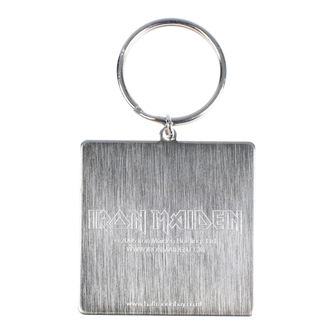 Key ring (pendant) Iron Maiden - Fear of the Dark, Iron Maiden