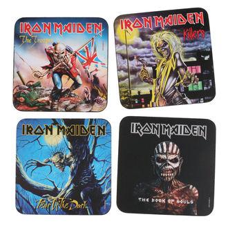 Coasters Iron Maiden, Iron Maiden