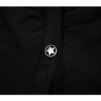 Shirt Women's PUNK RAVE - The Secret Order black - WY-832/BK