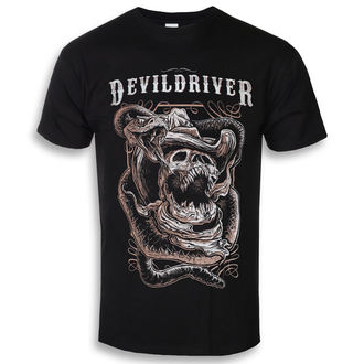 t-shirt metal men's Devildriver - Cowboy2 - NAPALM RECORDS, NAPALM RECORDS, Devildriver