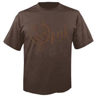 t-shirt metal men's Opeth - Leaves - NUCLEAR BLAST, NUCLEAR BLAST, Opeth
