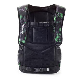 backpack MEATFLY - Exile - D Tilt Green Black, MEATFLY