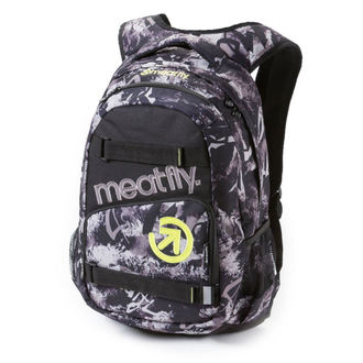 backpack MEATFLY - Exile - C Tilt Gray / Black, MEATFLY