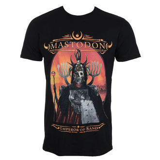 t-shirt metal men's Mastodon - EMPEROR OF SAND 2017 DATEBACK - ROCK OFF, ROCK OFF, Mastodon