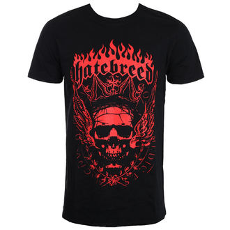t-shirt metal men's Hatebreed - Crown - ROCK OFF - HATETS01MB