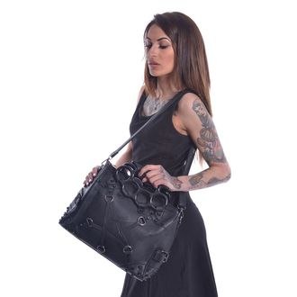 Handbag (bag) VIXXSIN - PENTACULT - BLACK, VIXXSIN
