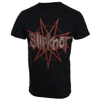 t-shirt metal men's Slipknot - Grey Chapter - ROCK OFF, ROCK OFF, Slipknot