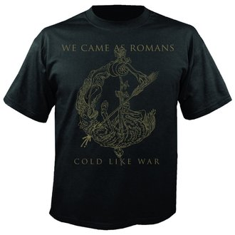 t-shirt metal men's We Came As Romans - Cold like war - NUCLEAR BLAST - 2654_TS