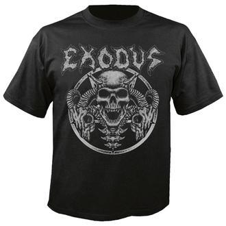 t-shirt metal men's Exodus - Horns Skull - NUCLEAR BLAST, NUCLEAR BLAST, Exodus
