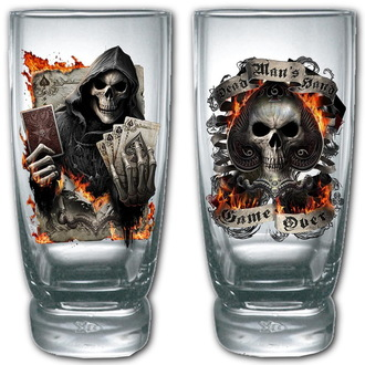 Glass (set of 2 pieces) SPIRAL - ACE REAPER - T155A001