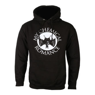 hoodie men's My Chemical Romance - BAT - PLASTIC HEAD, PLASTIC HEAD, My Chemical Romance