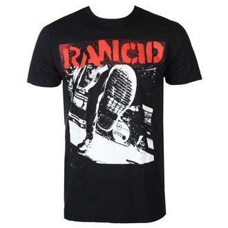 t-shirt metal men's Rancid - BOOT - PLASTIC HEAD, PLASTIC HEAD, Rancid