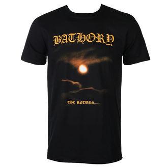 t-shirt metal men's Bathory - THE RETURN... 2017 - PLASTIC HEAD, PLASTIC HEAD, Bathory