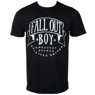 t-shirt metal men's Fall Out Boy - AMERICAN BEAUTY - PLASTIC HEAD, PLASTIC HEAD, Fall Out Boy