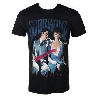 t-shirt metal men's Scorpions - LOVE DRIVE - PLASTIC HEAD, PLASTIC HEAD, Scorpions