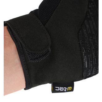 Gloves BLACK HEART - BASTARD SKULL - BLACK - 17859