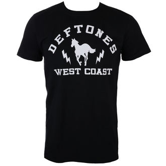 t-shirt metal men's Deftones - WEST COAST - PLASTIC HEAD, PLASTIC HEAD, Deftones