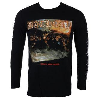 t-shirt metal men's Bathory - BLOOD FIRE DEATH - PLASTIC HEAD, PLASTIC HEAD, Bathory