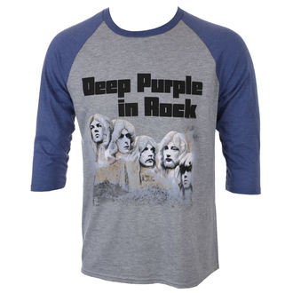 t-shirt metal men's Deep Purple - IN ROCK 2017 - PLASTIC HEAD, PLASTIC HEAD, Deep Purple