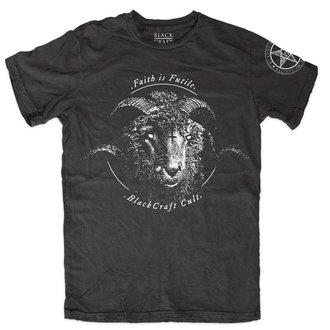 t-shirt men's - Faith Is Futile - BLACK CRAFT, BLACK CRAFT