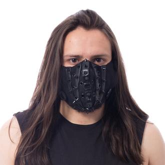 Mask POIZEN INDUSTRIES - FATAL - BLACK, POIZEN INDUSTRIES
