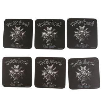 Coasters MOTORHEAD, NNM, Motörhead