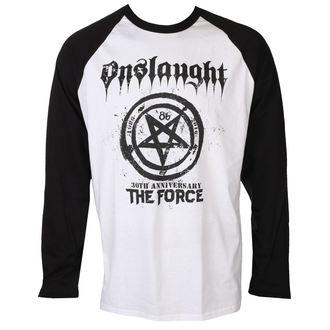 t-shirt metal men's Onslaught - THE FORCE 30TH ANNIVERSARY BASEBALL - RAZAMATAZ, RAZAMATAZ, Onslaught