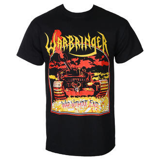 t-shirt metal men's Warbringer - WAR WITHOUT END - RAZAMATAZ, RAZAMATAZ, Warbringer