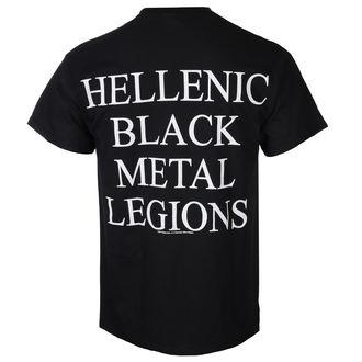t-shirt metal men's Rotting Christ - HELLENIC BLACK METAL LEGIONS - RAZAMATAZ, RAZAMATAZ, Rotting Christ