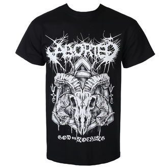 t-shirt metal men's Aborted - GOD OF NOTHING - RAZAMATAZ, RAZAMATAZ, Aborted