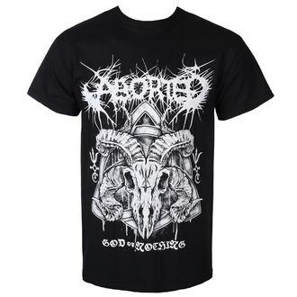 t-shirt metal men's Aborted - GOD OF NOTHING - RAZAMATAZ - ST2131