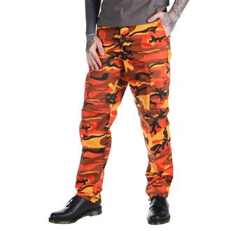 Men's Trousers US BDU - US BDU - ORANGE - 200500_ORANGE