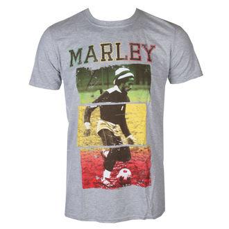 Metal T-Shirt men's Bob Marley - ROCK OFF - ROCK OFF - BMATS09MG