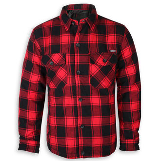 winter jacket - Lumberjacket checked - BRANDIT, BRANDIT