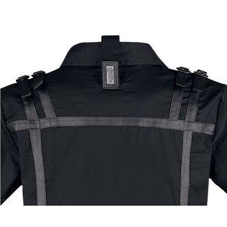 Shirt Men's VIXXSIN - STERLING - BLACK - POI425