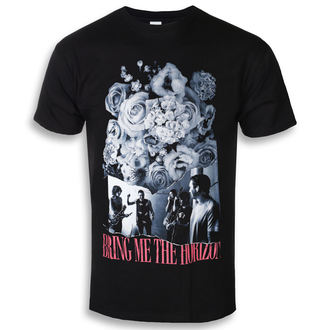 t-shirt metal men's Bring Me The Horizon - Flowers - ROCK OFF, ROCK OFF, Bring Me The Horizon