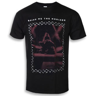 t-shirt metal men's Bring Me The Horizon - Fenced - ROCK OFF, ROCK OFF, Bring Me The Horizon
