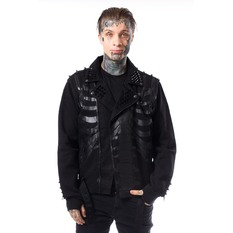 Jacket Men Heartless - FIN - BLACK